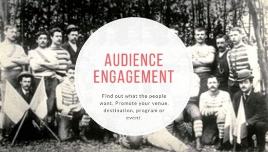 Audience engagement and promotion